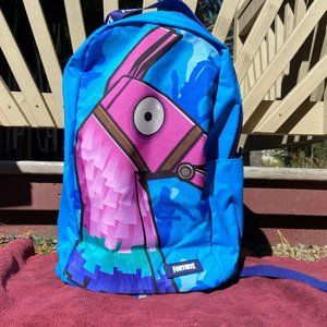 Fortnite Loot Llama Backpack with Laptop Holder